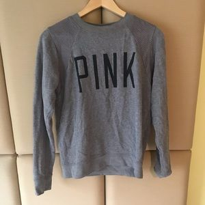 COPY - VS PINK Grey Pullover Sweaters